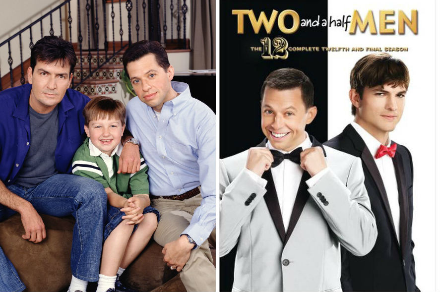 Two and a Half Men | 8 Shows That Overstayed Their Welcome | Brain Berries