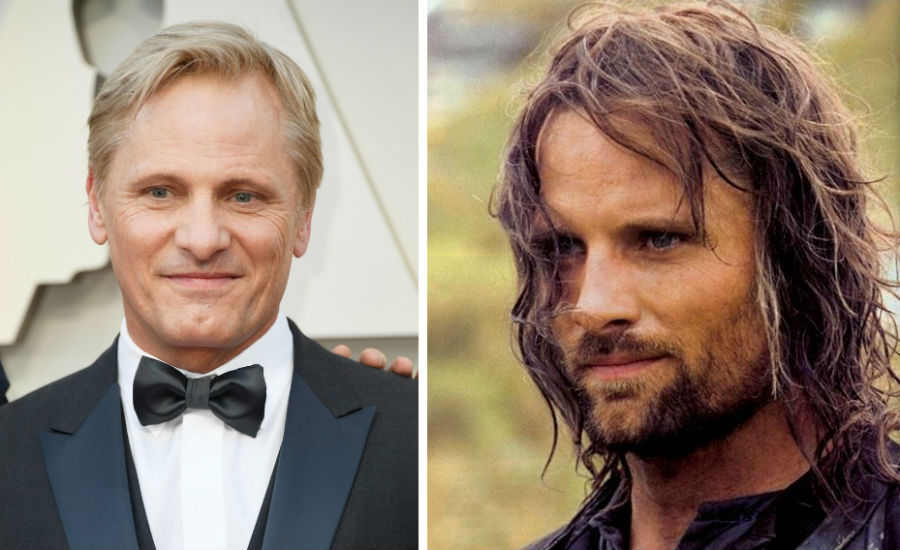 Viggo Mortensen – Aragorn | 9 Amazing Actors That Will Always Be Known for that One Role | Brain Berroes