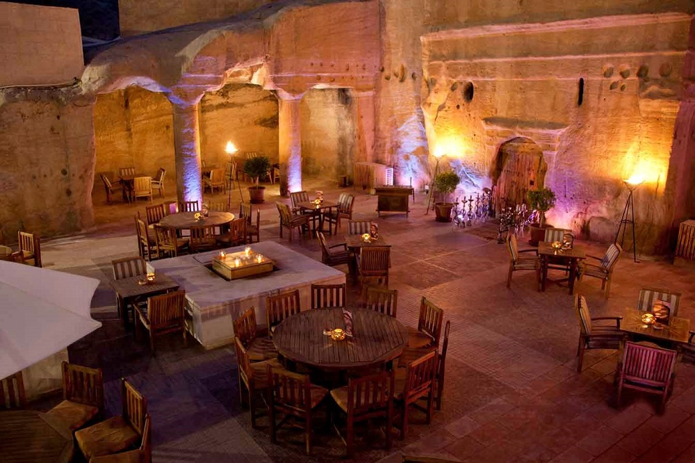 Cave Bar, Wadi Musa, Jordan | Zestradar