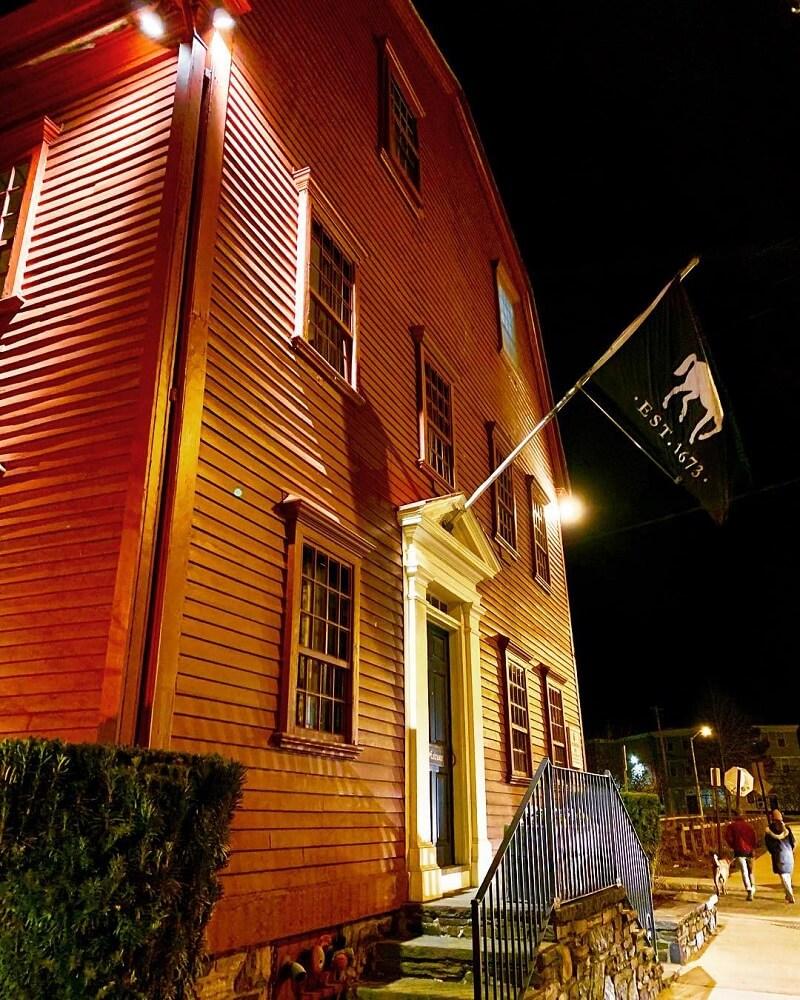 The White Horse Tavern, Newport, USA | Zestradar