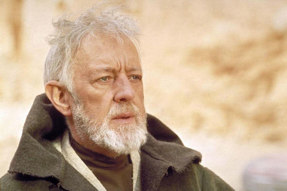 Актеры, которые ненавидят свои роли | Алек Гиннесс – Оби-Ван Кеноби, «Звездные войны»  | ZestRadar