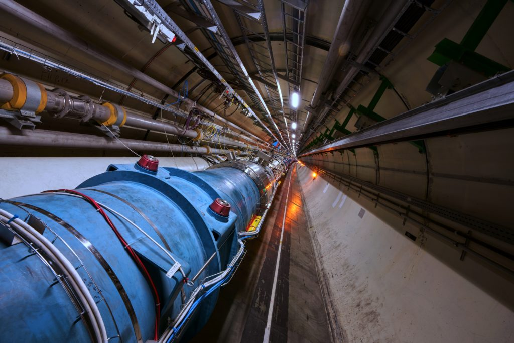 The Large Hadron Collider   6 Apocalyptic Scenarios That Could (But Hopefully Won't) Happen Today   Brain Berries