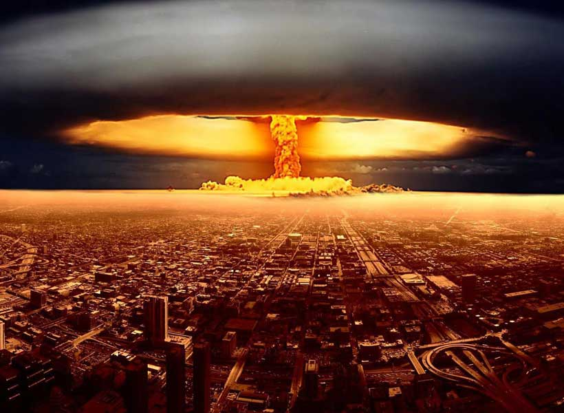 Nuclear War | 6 Apocalyptic Scenarios That Could (But Hopefully Won't) Happen Today | Brain Berries