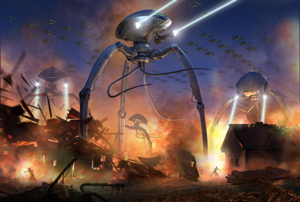 Alien Invasion   6 Apocalyptic Scenarios That Could (But Hopefully Won't) Happen Today   Brain Berries