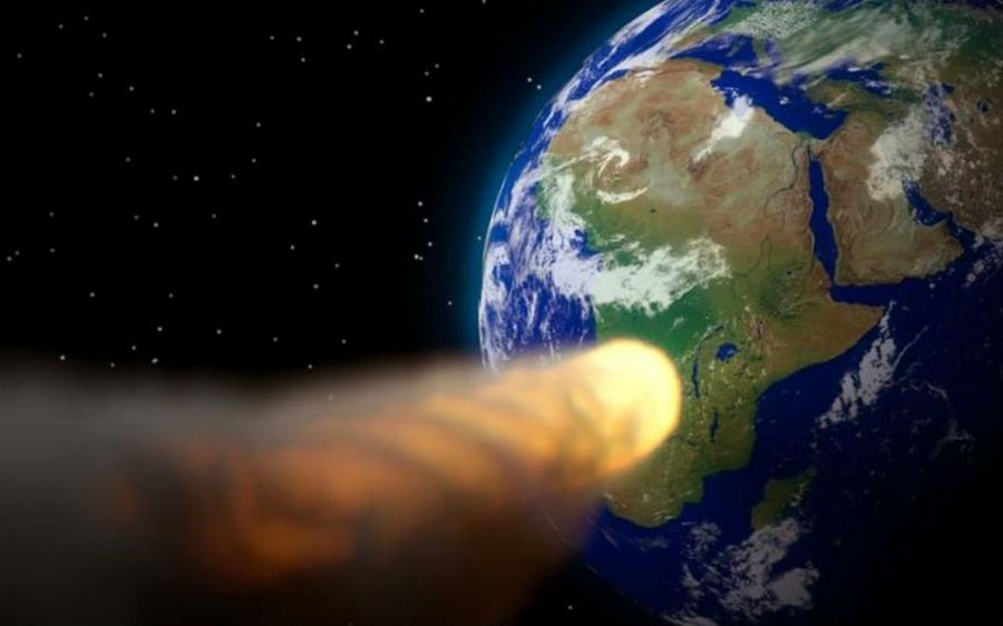 Before the asteroids impact | 8 Things That Will Happen If an Asteroid Hits Earth | Brain Berries