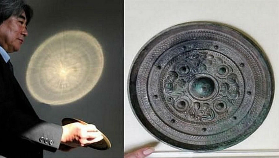"""Magical"" mirrors 