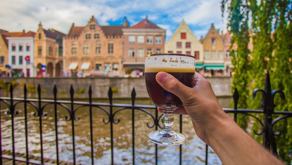 Belgium | Drunkest Countries In The World | Brain Berries