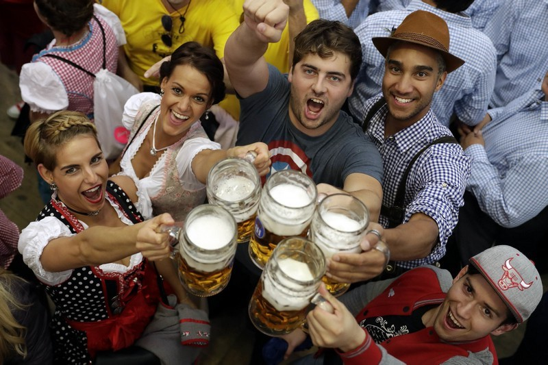 Germany | Drunkest Countries In The World | Brain Berries