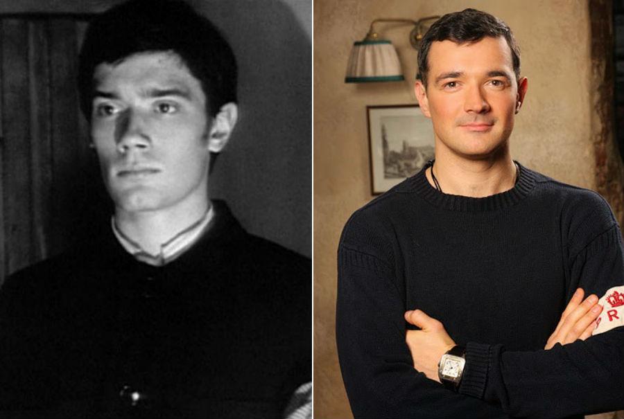 Егор Бероев | Знаменитости, которые оказались детьми известных советских и российских актеров | Brain Berries