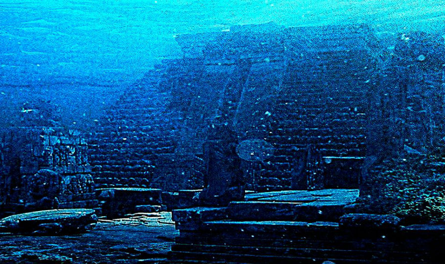 The Fuxian Lake City | 6 Great Ancient Mysteries of China | Brain Berries