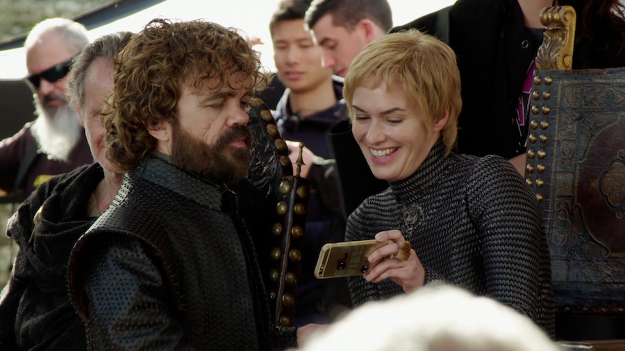 Game of Thrones #2 | Behind The Scene Selfies and Snapshots | Brain Berries