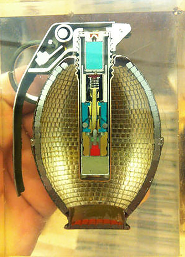 14 Incredibly Cool Pictures Of Unusual Objects Cut In Half #8 | Brain Berries