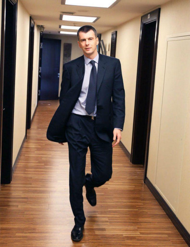 Михаил Прохоров | Высокие и успешные: 15 главных российских богатырей | Brain Berries