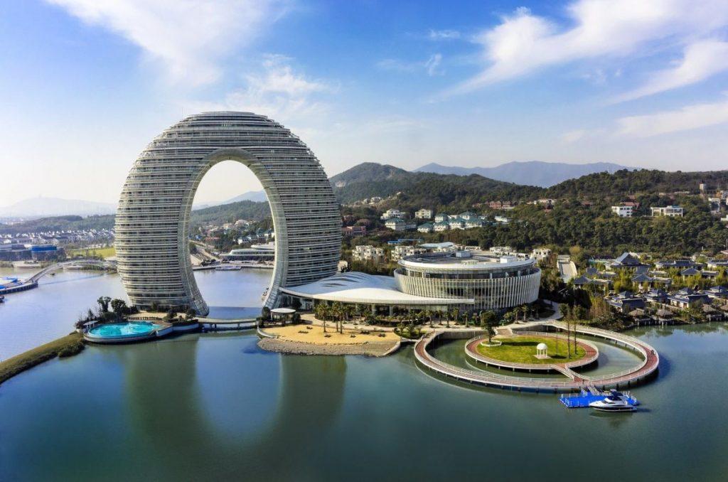 Отель «Шератон», Хучжоу | Zestradar