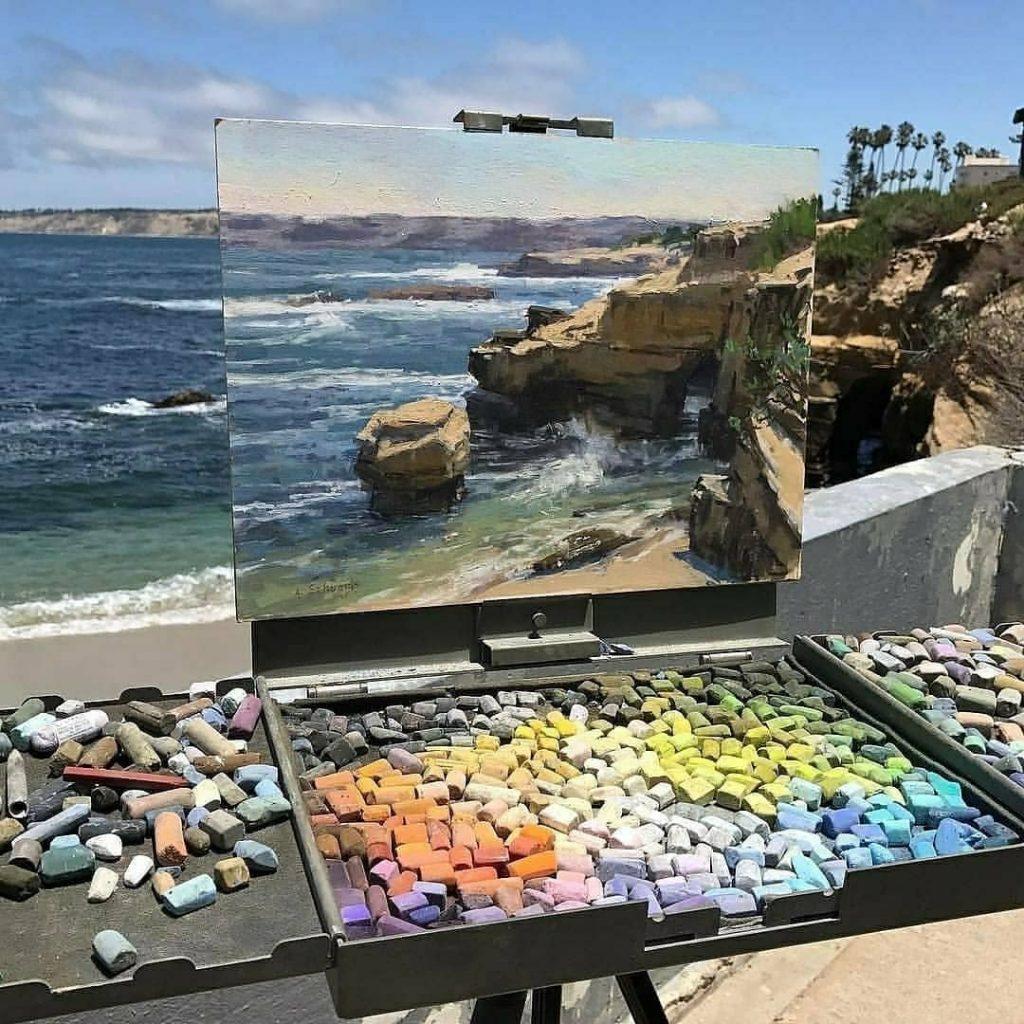 Аарон Шерр (Aaron Schuerr) #1 | Невероятное сочетание искусства и природы | Brain Berries