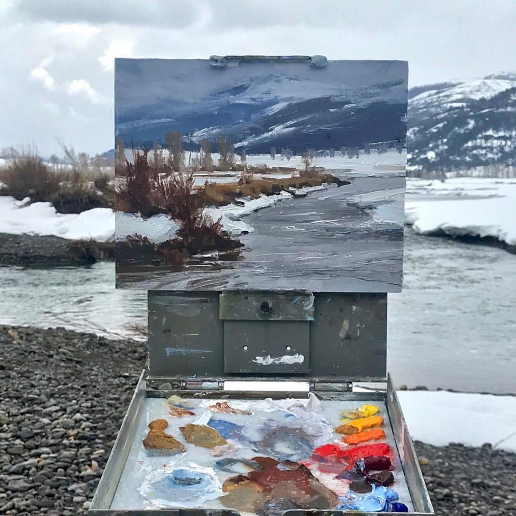 Аарон Шерр (Aaron Schuerr) #11 | Невероятное сочетание искусства и природы | Brain Berries