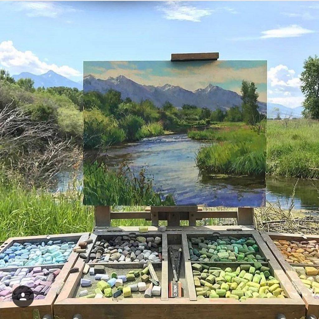 Аарон Шерр (Aaron Schuerr) #4 | Невероятное сочетание искусства и природы | Brain Berries