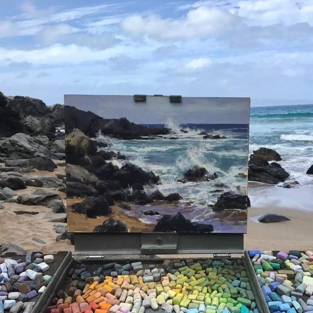 Аарон Шерр (Aaron Schuerr) #5 | Невероятное сочетание искусства и природы | Brain Berries