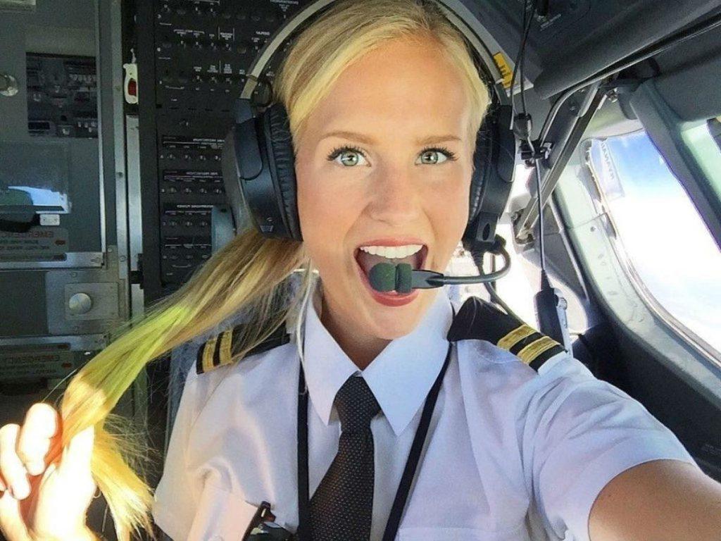 Woman Pilot   Brain Berries