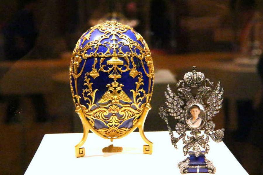Пасхальные яйца Фаберже | BrainBerries
