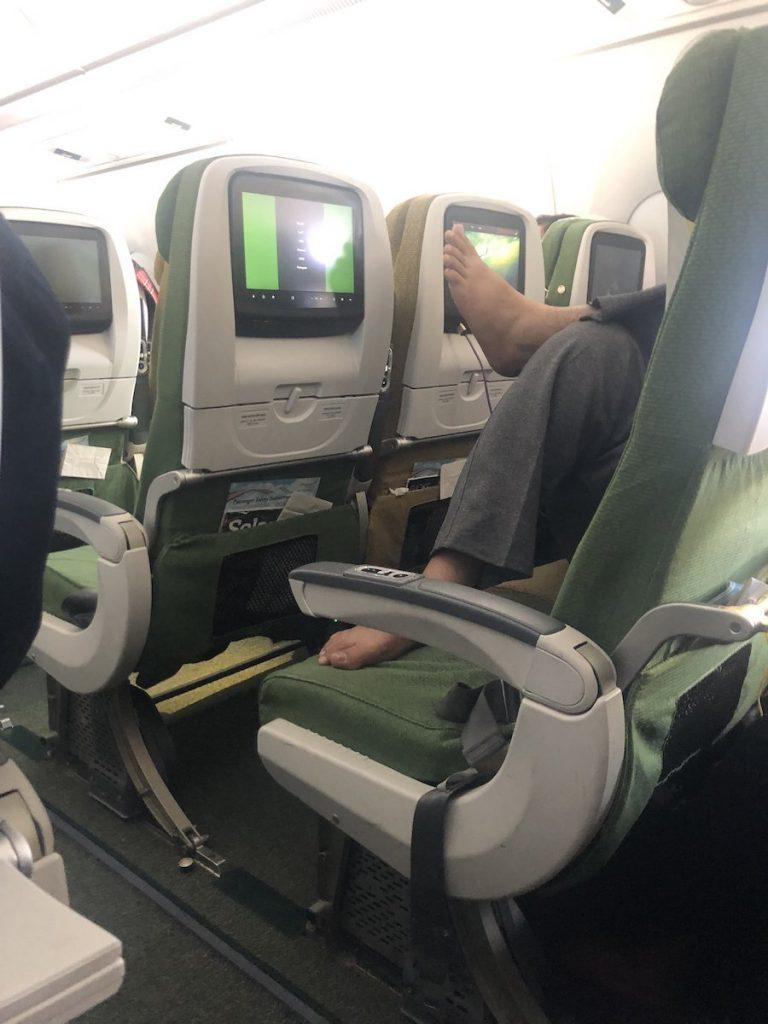 Passenger Shaming | sleep | ZestRadar
