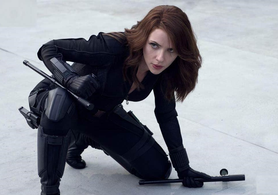 She's A Legit Avenger Without Superpowers | 5 Reasons Why The Black Widow Solo Movie Will Be Awesome | Brain Berries