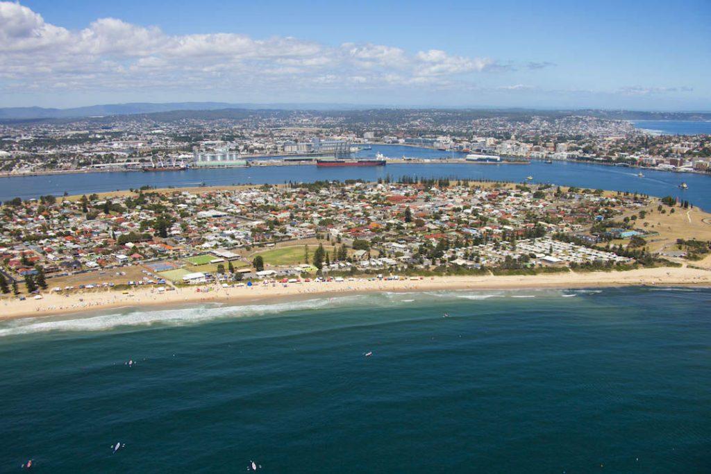 Пляж Стоктон, Австралия   10 самых длинных пляжей мира   ZestRadar