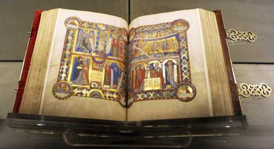 Евангелие Генриха Льва | ZestRadar