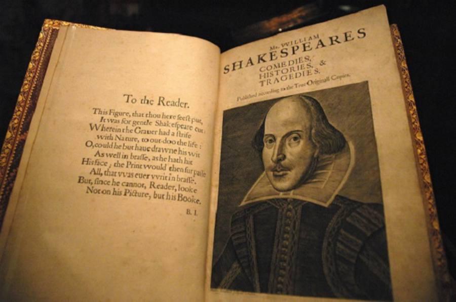 «Первое фолио: комедии, хроники и трагедии», Уильям Шекспир  | ZestRadar