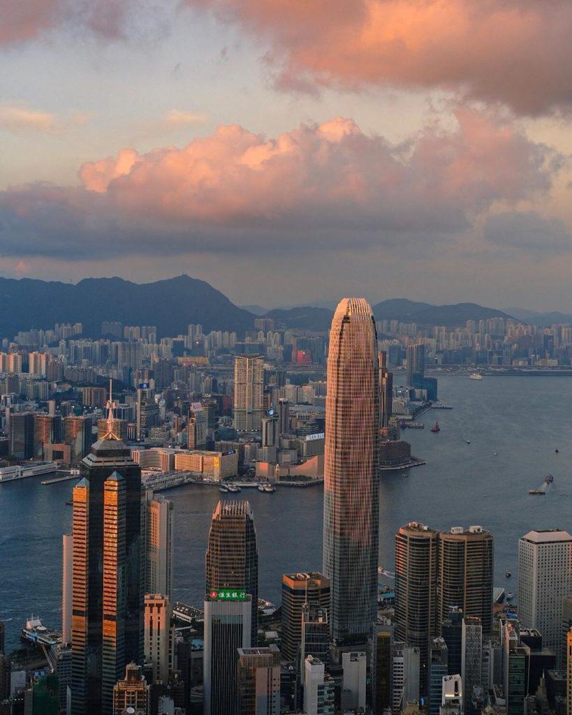 Гонконг, Китай | 8 самых романтичных и красивых портов в мире | Brain Berries