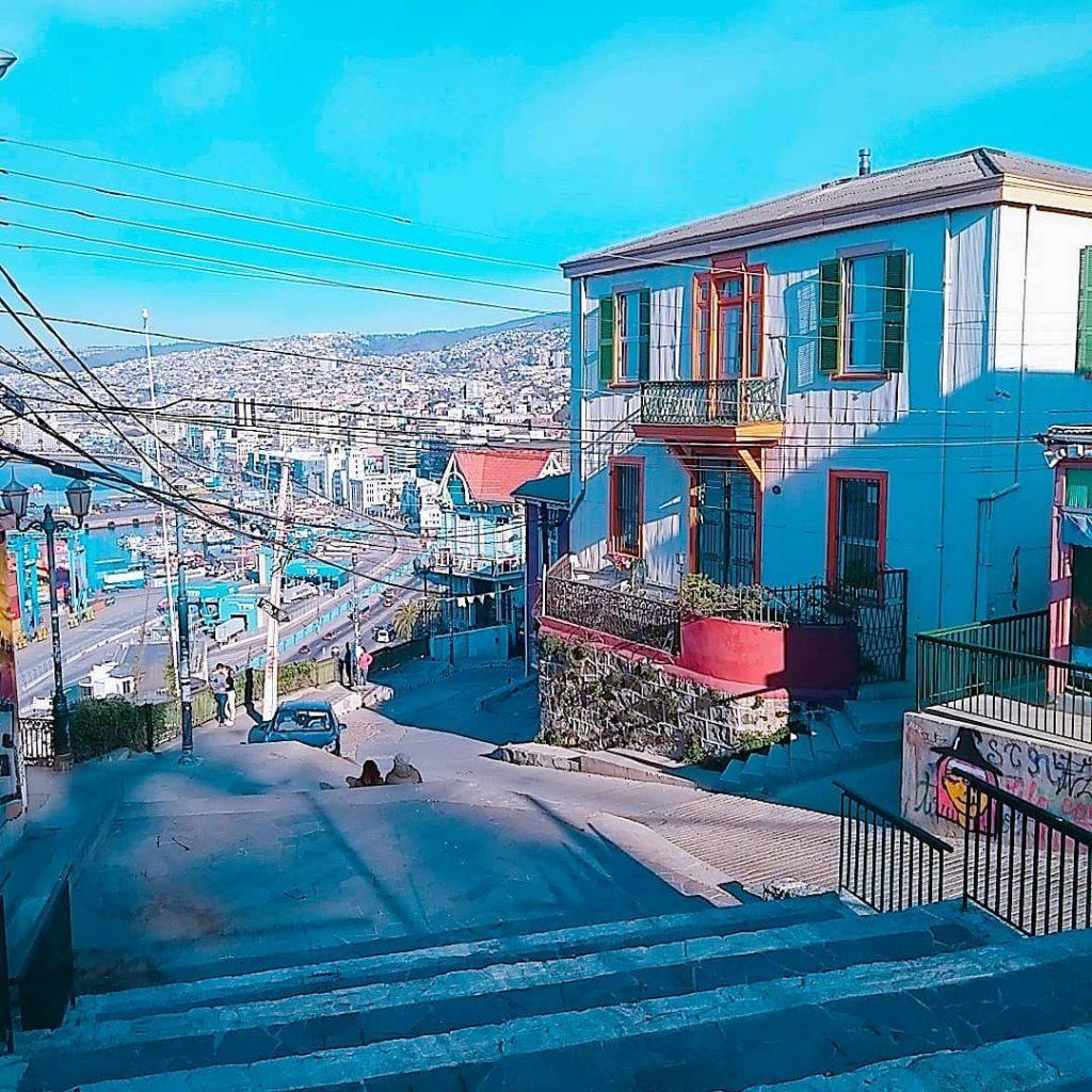 Вальпараисо, Чили | 8 самых романтичных и красивых портов в мире | Brain Berries