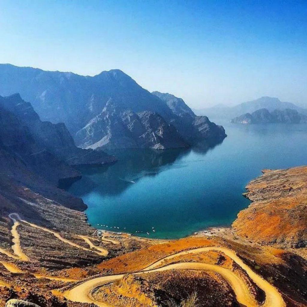 Эль-Хасаб, Оман | 8 самых романтичных и красивых портов в мире | Brain Berries