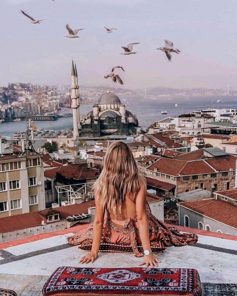 Стамбул, Турция | 8 самых романтичных и красивых портов в мире | Brain Berries