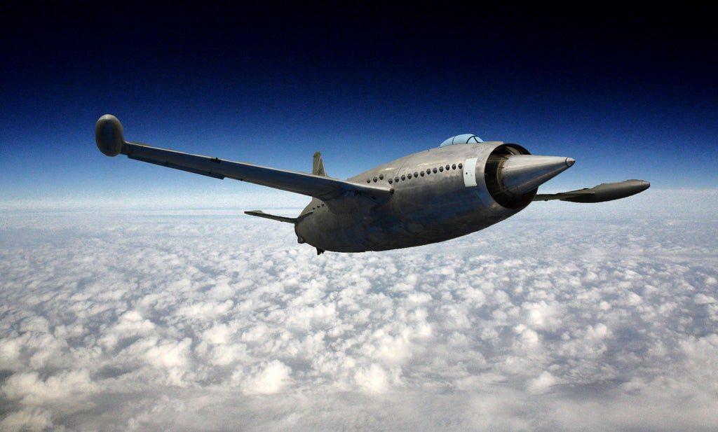 Самые странные самолеты в истории авиации #12 | Brain Berries