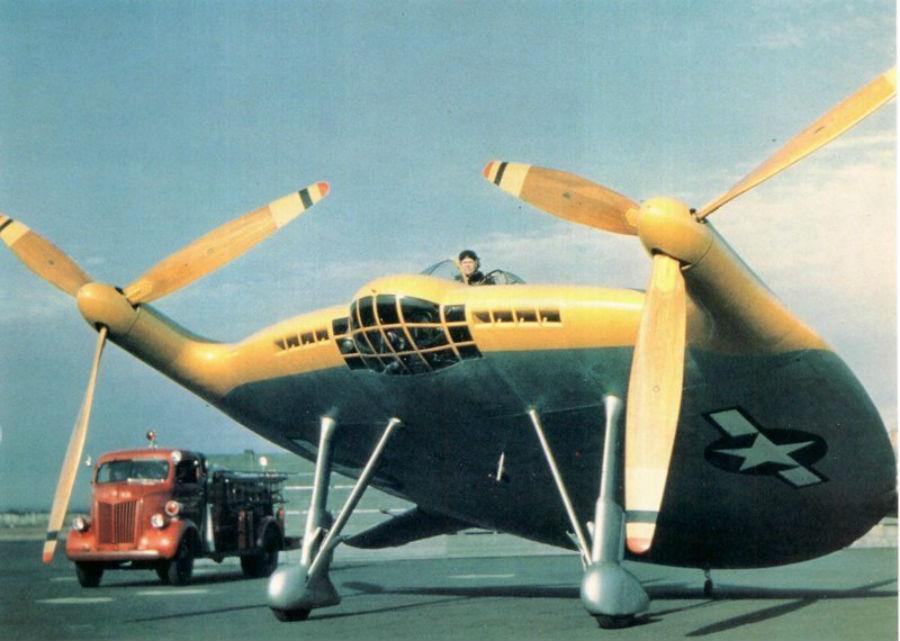 Самые странные самолеты в истории авиации #8 | Brain Berries