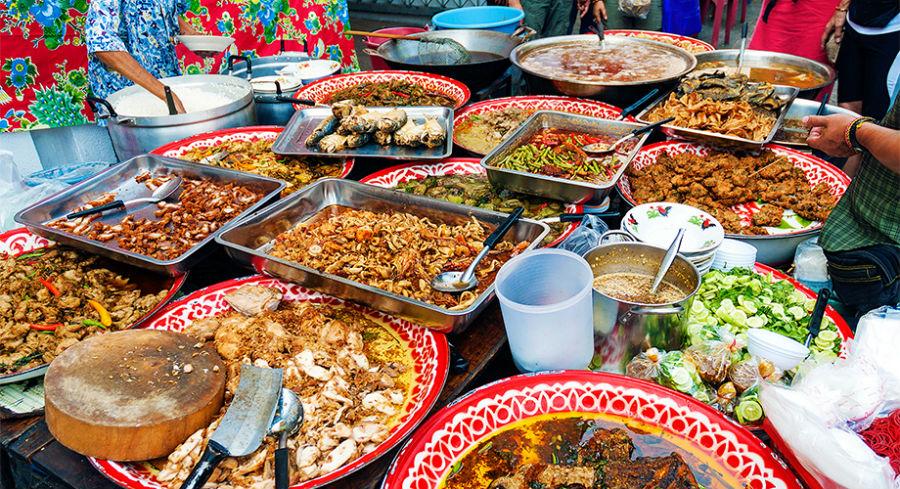 Таиланд | Гастрономический туризм: страны с лучшей уличной едой на планете | Brain Berries