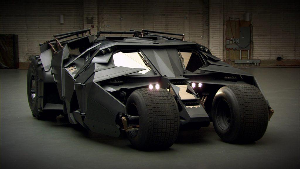 2005 Бэтмобиль/Tumbler, «Batman Begins» | ZestRadar