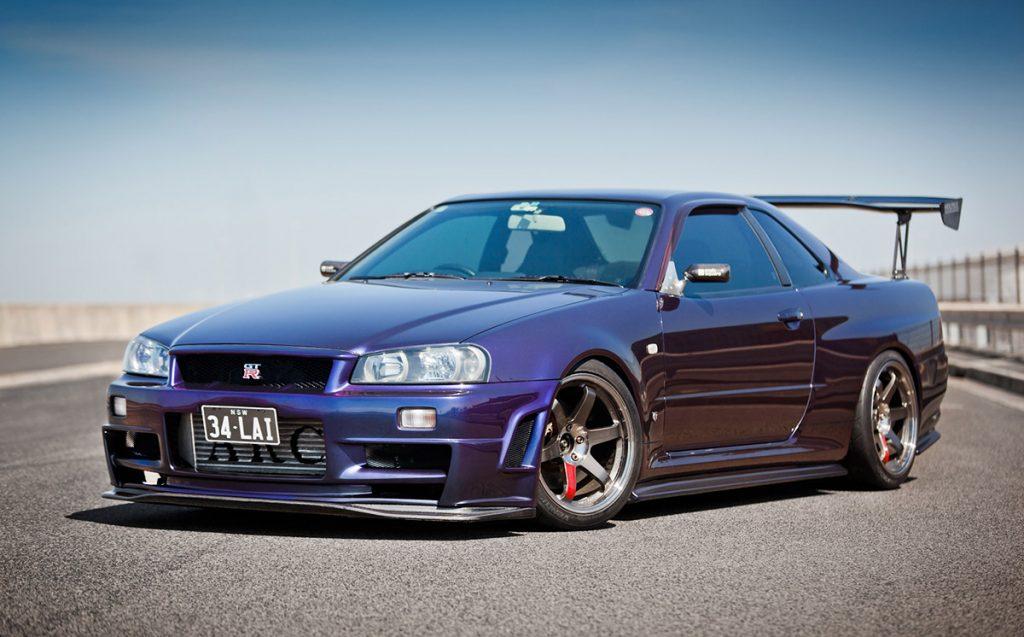 Nissan Skyline R34 GT-R , «Форсаж» | ZestRadar