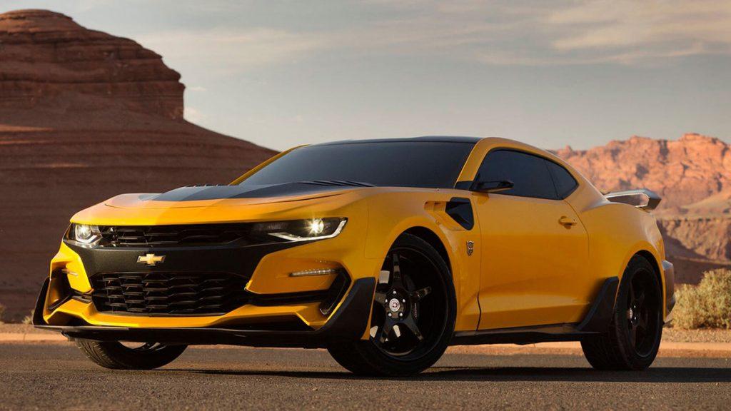 "Chevrolet Camaro, ""Трансформеры""  | ZestRadar"