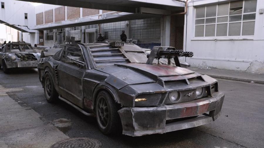 2006 FORD MUSTANG GT «S197» , «Смертельная гонка» | ZestRadar