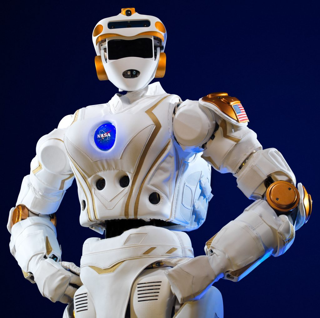 NASA Valkyrie robot   8 Most Amazing Advanced Robots That Will Change Our World   Brain Berries