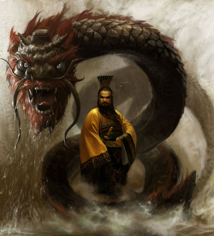 The Yellow Emperor | 6 Great Ancient Mysteries of China | Brain Berries