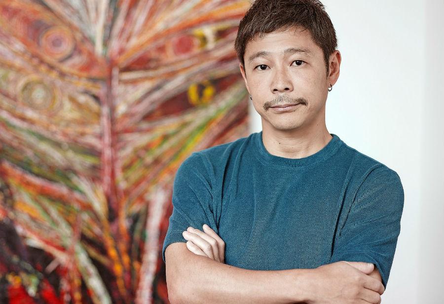 Yusaku Maezawa | 8 người Châu Á siêu giàu trẻ tuổi nhất | BrainBerries
