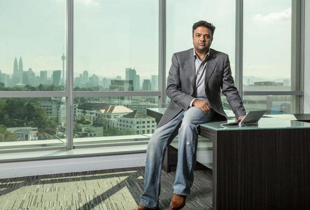 Arun Pudur  | 8 người Châu Á siêu giàu trẻ tuổi nhất | BrainBerries