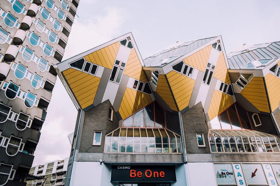 Роттердам | 10 городов Европы обязательных к посещению | ZesstRadar