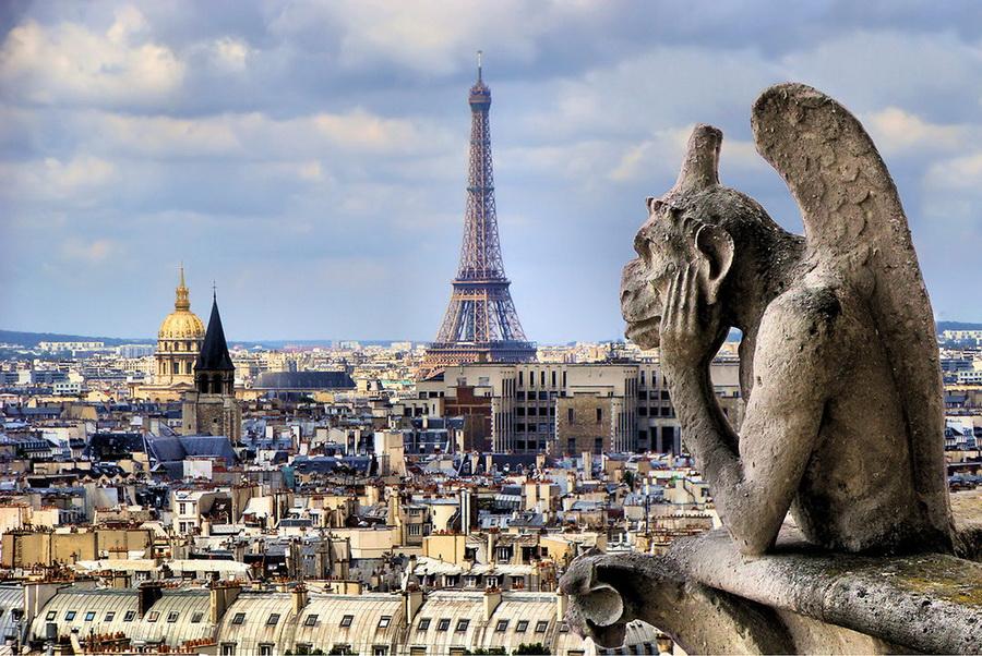 Париж | 10 городов Европы обязательных к посещению | ZesstRadar