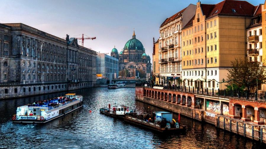 Берлин | 10 городов Европы обязательных к посещению | ZesstRadar