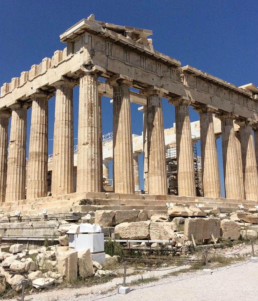 Афины, Греция | 10 красивейших мест в Европе, о которых почти ничего не знают туристы | Brain Berries