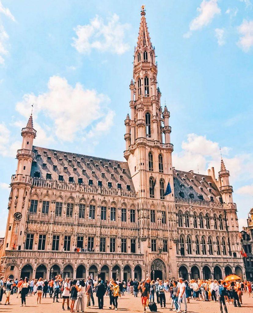 Брюссель, Бельгия | 10 красивейших мест в Европе, о которых почти ничего не знают туристы | Brain Berries