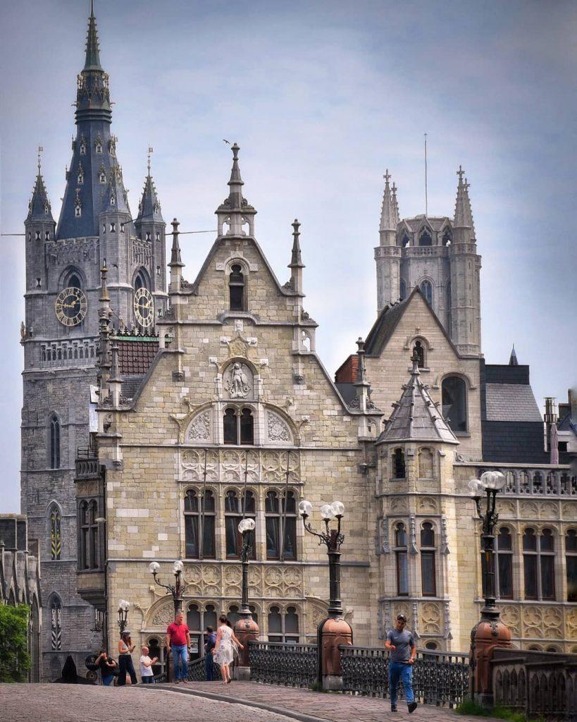 Гент, Бельгия | 10 красивейших мест в Европе, о которых почти ничего не знают туристы | Brain Berries